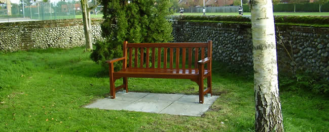 Bench - Jim Cordner